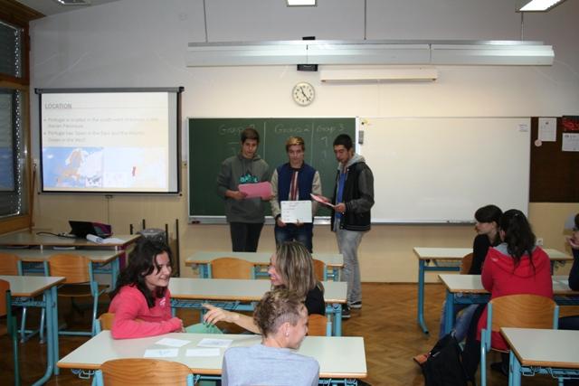 PORTUGALSKA – predavanje