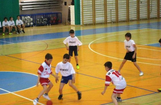 Finalni turnir v mini rokometu