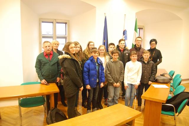 Občinski otroški parlament