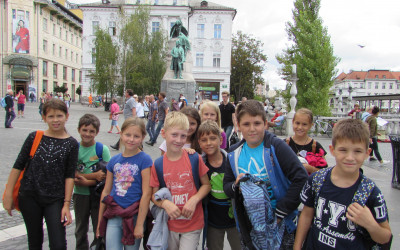 Kulturni dan – mesto Ljubljana