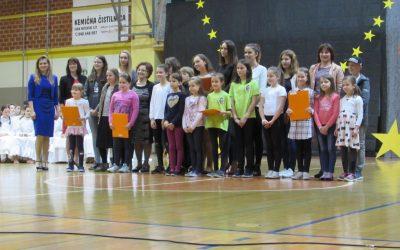 Evropa v šoli
