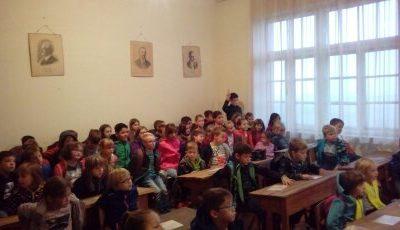 Obisk Osnovne šole Brihtna glava