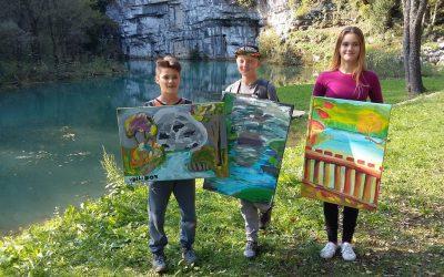36. slikarski ex tempore mladih likovnikov Bele krajine