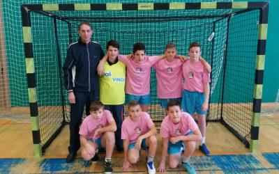 Področno prvenstvo v nogometu za mlajše dečke 2020