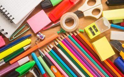 Seznam delovnih zvezkov, učbenikov in potrebščin za šolsko leto 2020/21
