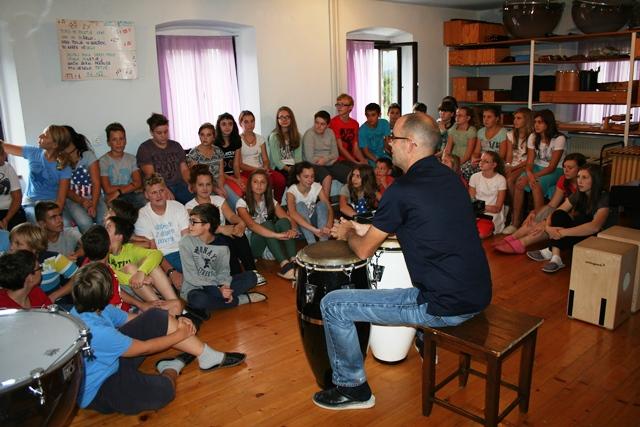 Kulturni dan v Sorici in Ljubljani
