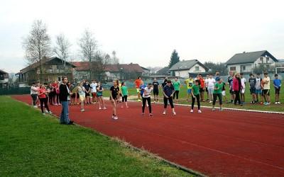 Športni dan – Atletika 2015