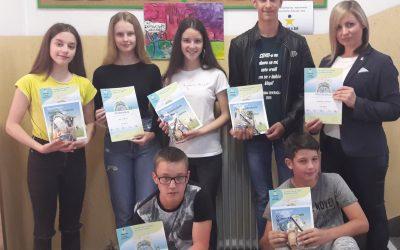 Podelitev priznanj z natečaja Evropa v šoli 2019/2020