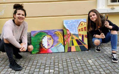 39. slikarski ex tempore mladih likovnikov Bele krajine