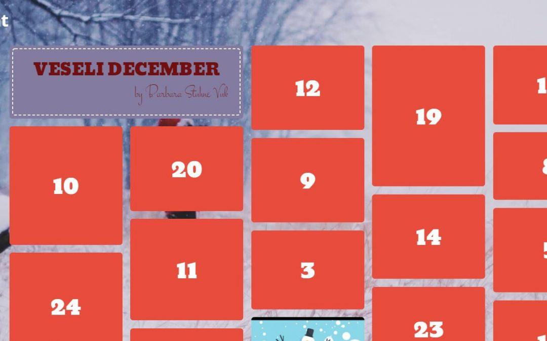 December je tu!