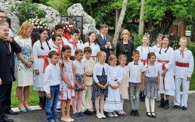 Prireditev ob slovensko-britanskem prijateljstvu
