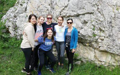 Plezanje v Damlju